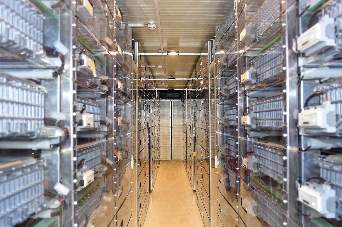 Innogy Builds Its First Battery Storage Facility In Ireland The Smarter E Global