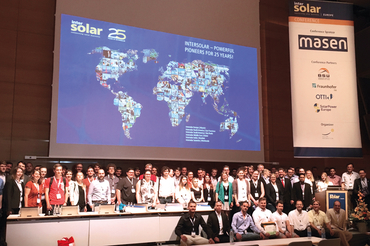 Around 130 students participated in the Intersolar Study Program in Munich
